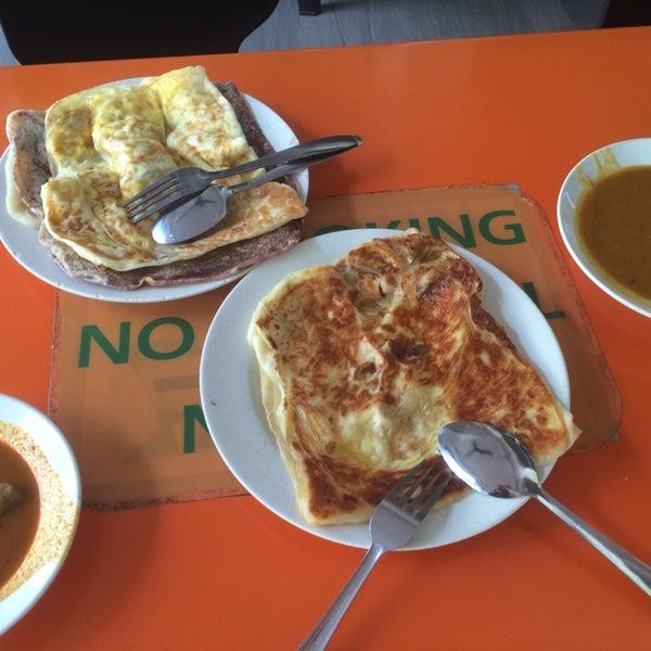 Photo taken at Thohirah Restaurant by Sophia S. on 9/13/2014