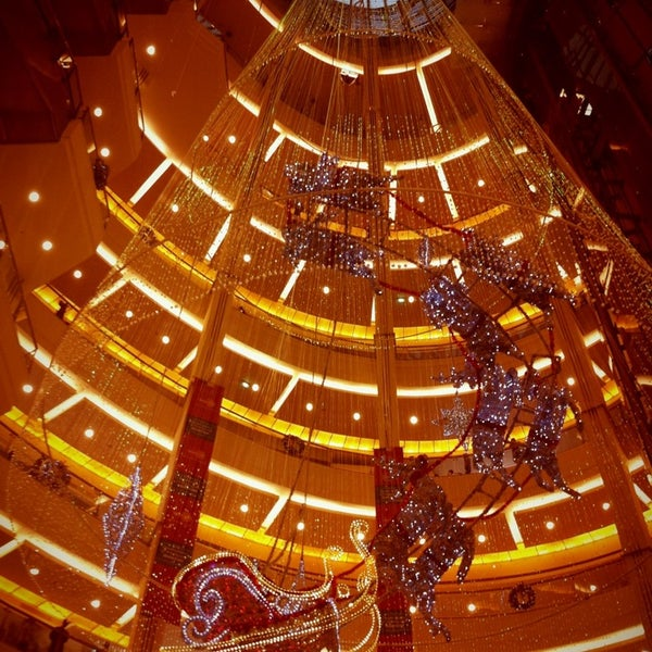 Photo taken at Pacific Place by Jeffry H. on 12/25/2012