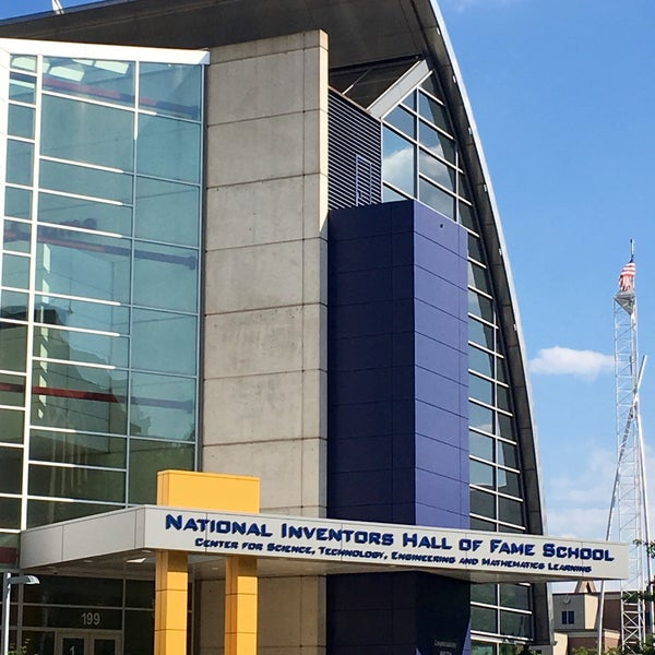 Stem School Virginia: National Inventors Hall Of Fame STEM School