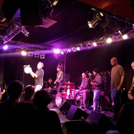 Das Foto wurde bei Frannz Club von Henrik S. am 11/16/2012 aufgenommen