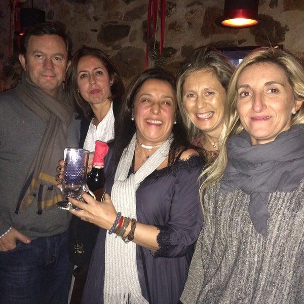 Foto tomada en Las caballerizas por J l. el 12/13/2014