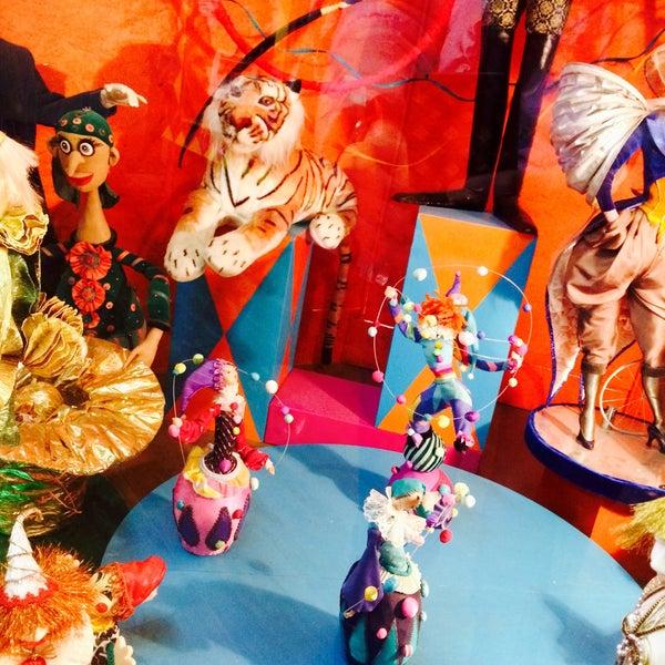 Снимок сделан в Музей кукол пользователем Амина Б. 6/2/2017