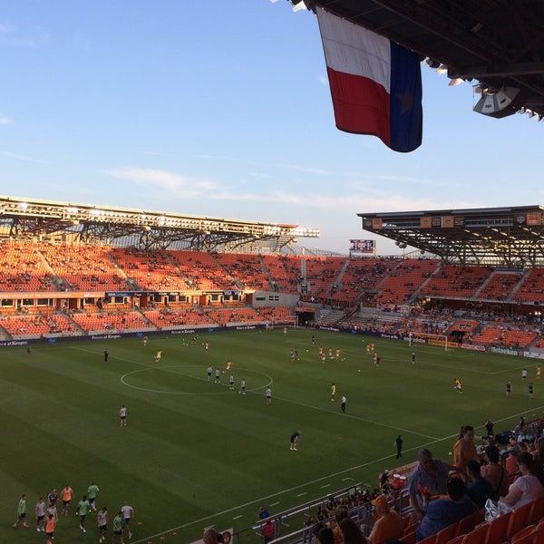 Photo prise au BBVA Compass Stadium par Marco C. le4/26/2015