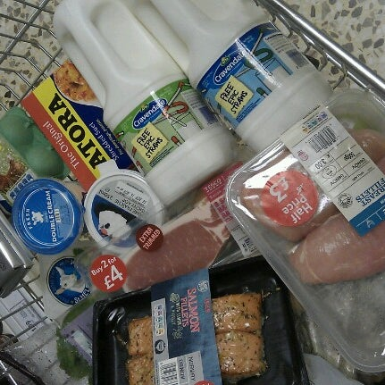 Photo taken at Tesco Extra by Nath B. on 11/1/2012