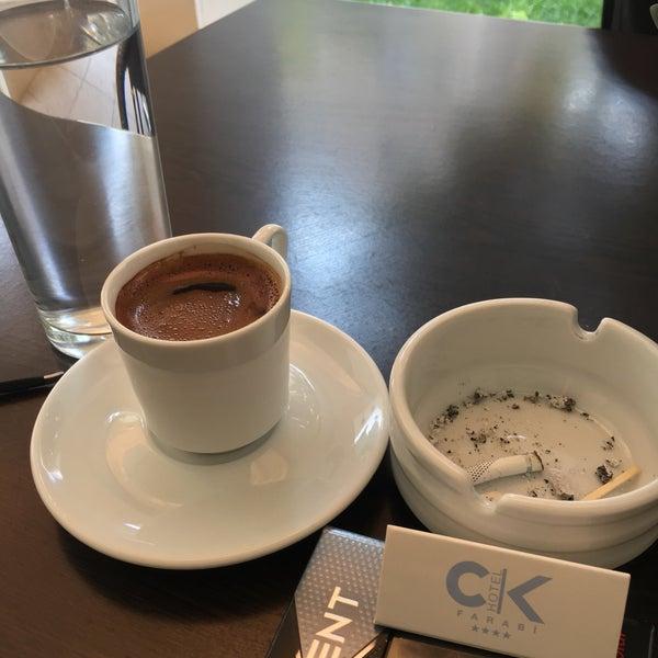 9/17/2017 tarihinde Suat K.ziyaretçi tarafından CK Farabi Hotel'de çekilen fotoğraf