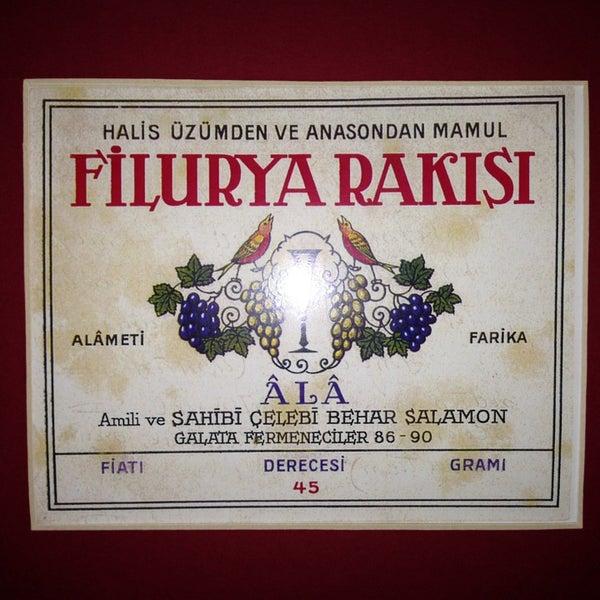 Photo taken at Sıdıka Meze Restoranı by Soner Ç. on 2/2/2013