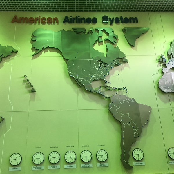 American Airlines Hdq1 Centreport Business Park 4333