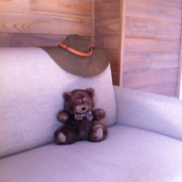 Photo taken at Annas Hotel by Evija S. on 5/25/2014