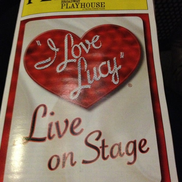 Снимок сделан в Broadway Playhouse пользователем Joanna C. 1/17/2013