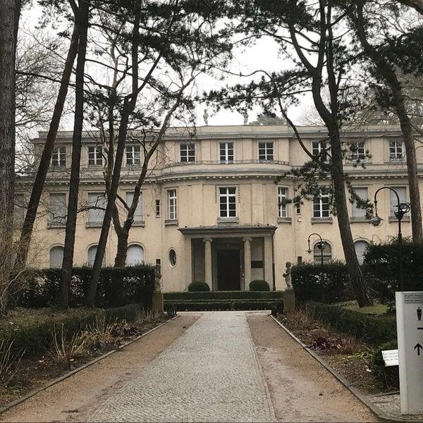 Haus der Wannsee Konferenz