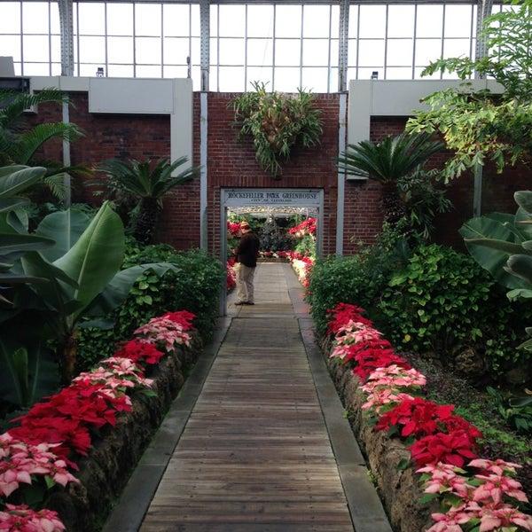 Rockefeller park greenhouse botanical garden in glenville for Cleveland botanical gardens parking