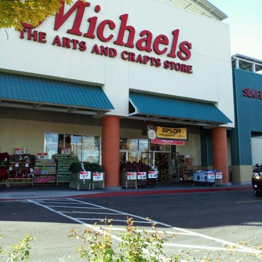 Michaels arts and crafts store coupons