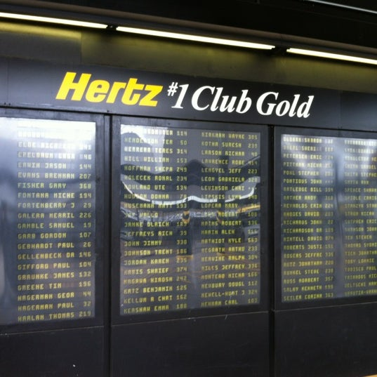 Hertz rental car return denver airport address