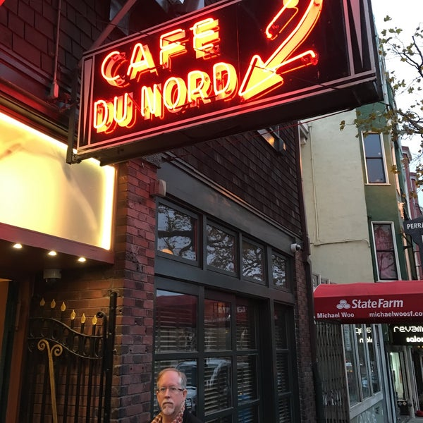 Photo prise au Cafe Du Nord par Gordon G. le10/15/2016