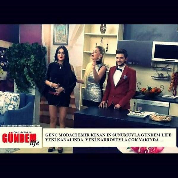 10/31/2015 tarihinde EMiR K.ziyaretçi tarafından Rumeli Tv'de çekilen fotoğraf