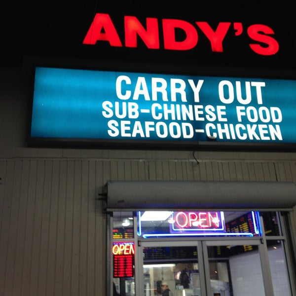 Andy 39 s chinese restaurant in washington for Andys chinese cuisine