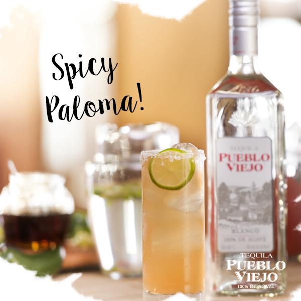Pueblo Viejo Tequila