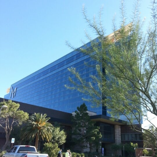 Photo taken at M Resort Spa Casino by Victor M. on 11/23/2012