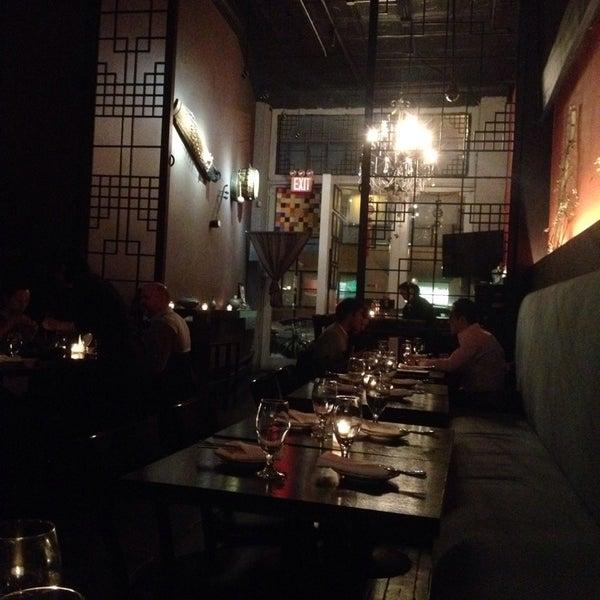 3/15/2014에 Linda Y.님이 Kori Restaurant and Bar에서 찍은 사진