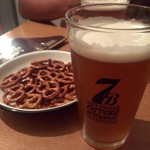 Foto tomada en Cervecería 7B por César L. el 6/24/2016