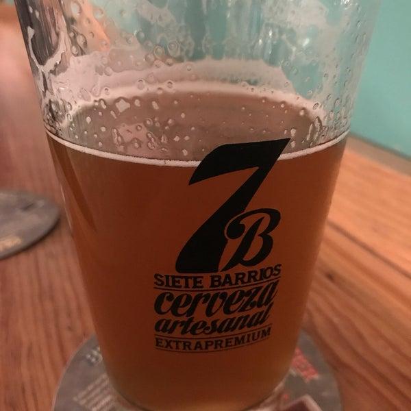 Foto tomada en Cervecería 7B por César L. el 9/13/2017
