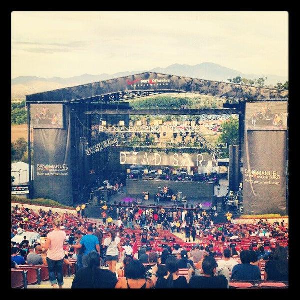 Verizon Wireless Amphitheatre Music Venue In Irvine