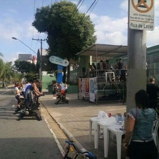 Photo taken at Avenida Presidente Kennedy by Vinicius Y. on 4/26/2015