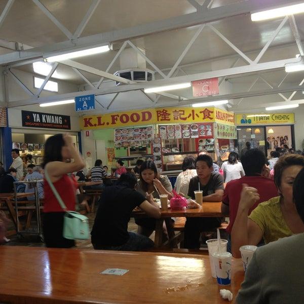 Spencer Village Food Court