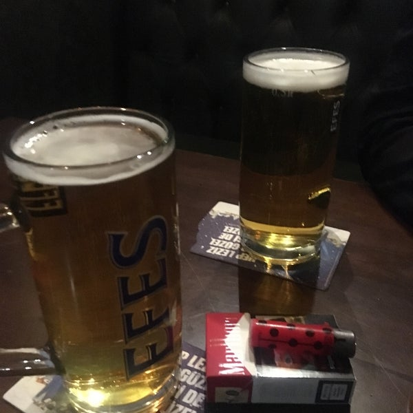 Photo taken at Millwall English Pub by Mehmet V. on 10/31/2017