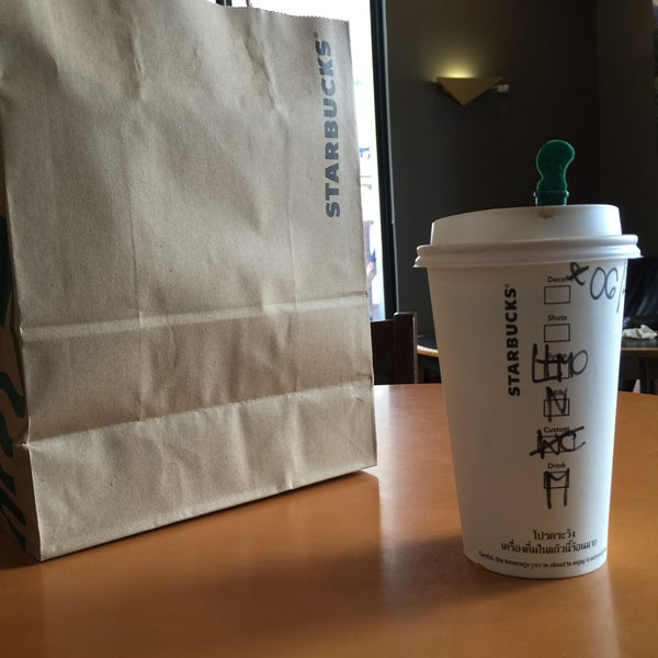 Photo taken at Starbucks by Thomas P. on 9/2/2016