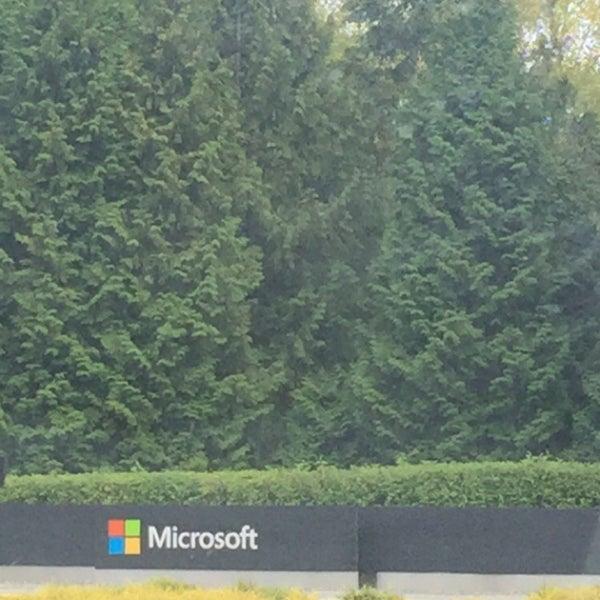 Microsoft Seattle Office: Microsoft Corporation
