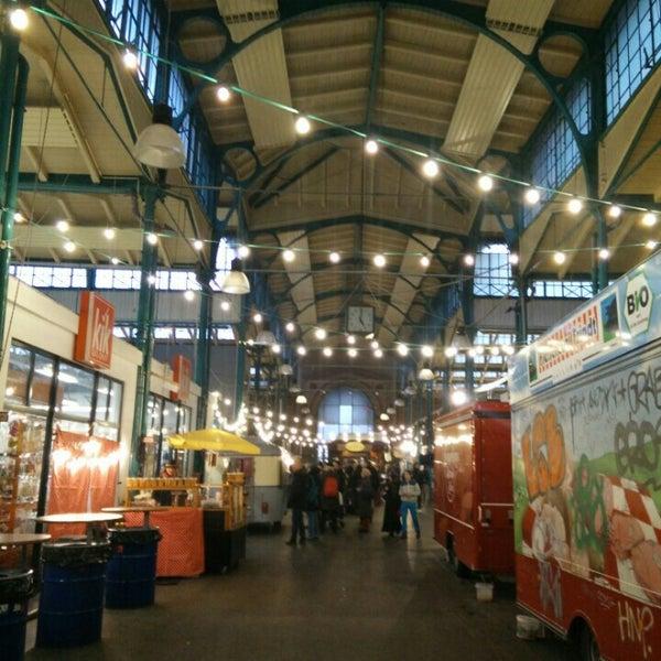 Das Foto wurde bei Street Food Thursday von Ella D. am 10/15/2015 aufgenommen