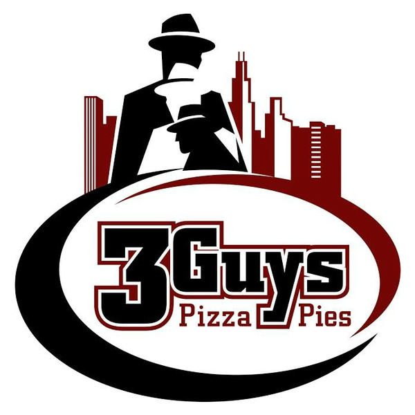 Photo taken at 3 Guys Pizza Pies by 3 Guys Pizza Pies on 9/28/2015