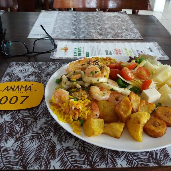 Foto tirada no(a) Anamá Restaurante por Yusef W. em 4/22/2018