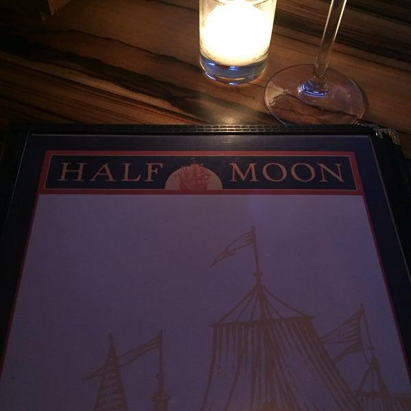 Photo taken at Half Moon by milk inque on 6/3/2016