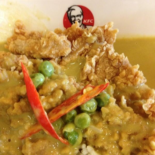 Photo taken at KFC by pat J. on 2/28/2013