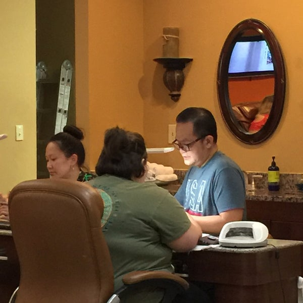 Photo taken at Beauty Touch Spa by Kathie H. on 12/2/2017