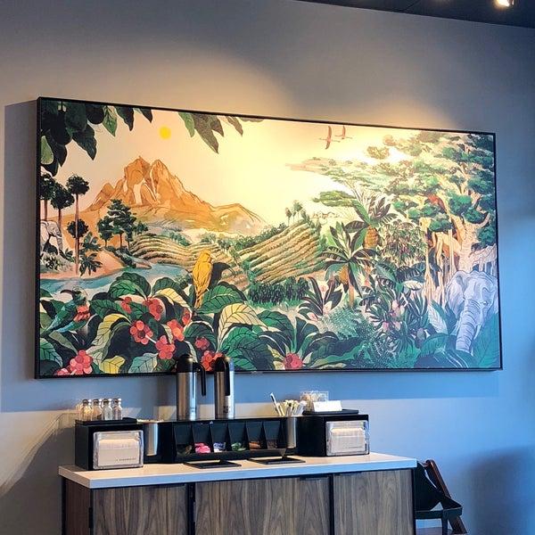 6/4/2018에 Kathie H.님이 Starbucks에서 찍은 사진