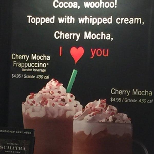 2/10/2018에 Kathie H.님이 Starbucks에서 찍은 사진