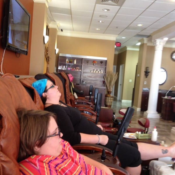 Photo taken at Beauty Touch Spa by Kathie H. on 11/1/2013