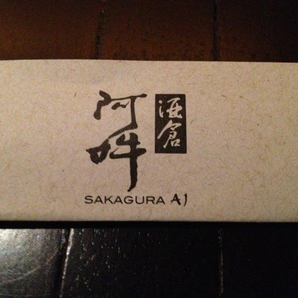 Foto tirada no(a) Sakagura A1 |  酒倉 por Diego F. M. em 6/15/2013