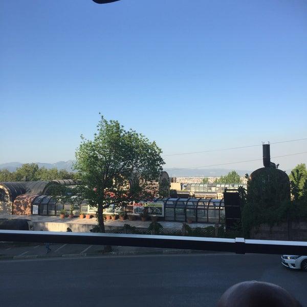 4/28/2017 tarihinde Nurdan T.ziyaretçi tarafından Anatolia Hotel'de çekilen fotoğraf
