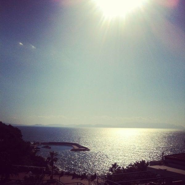3/23/2013 tarihinde Murat Baykalziyaretçi tarafından Pine Bay Holiday Resort'de çekilen fotoğraf