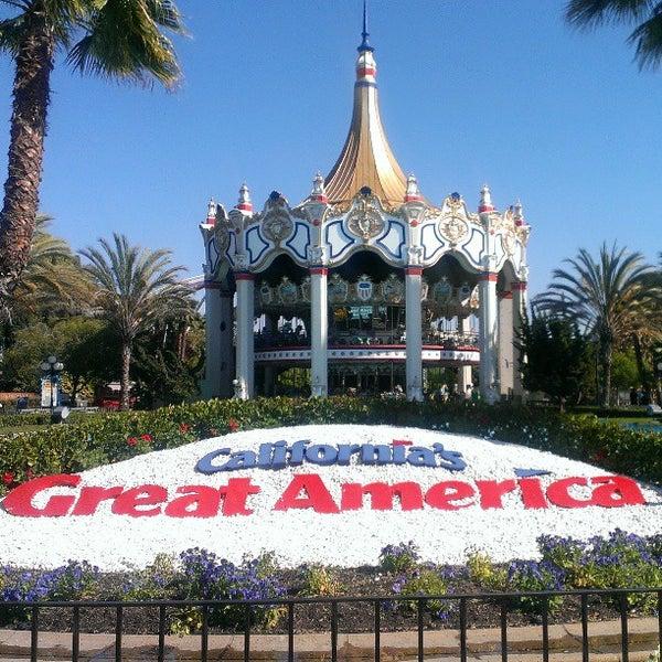California's Great America - Theme Park