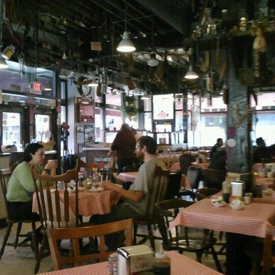 Photo taken at Big Ed's City Market Restaurant by Adam H. on 10/14/2012
