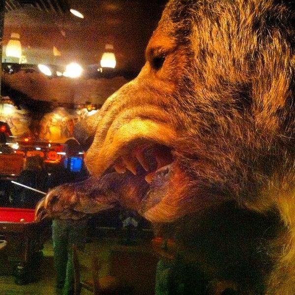 Photo taken at Million Dollar Cowboy Bar by Mark E. on 10/3/2012