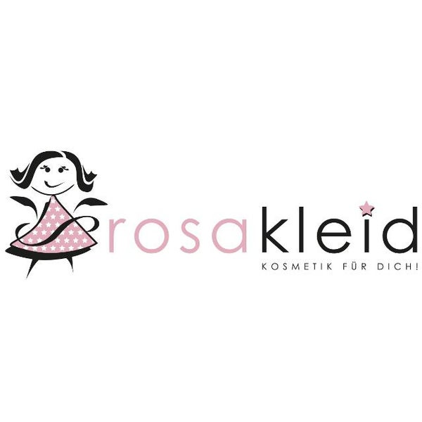 Rosa kleid kosmetik