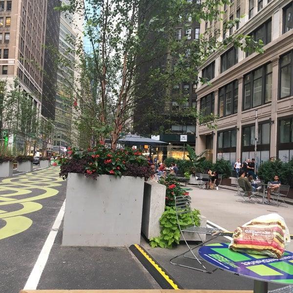 Photo taken at Garment District by Maryna B. on 7/27/2017