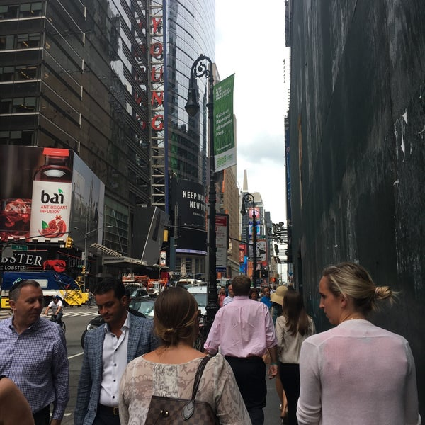 Photo taken at Garment District by Maryna B. on 8/14/2017