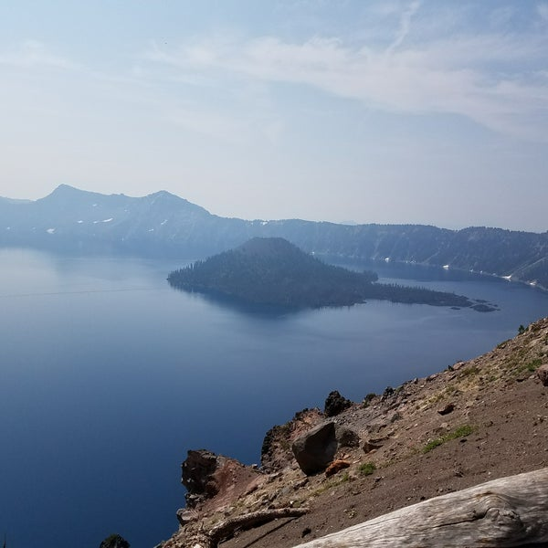 Photo taken at Crater Lake National Park by Tyler W. on 8/10/2017